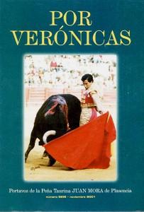 11 Toros 2001 Por Verónicas