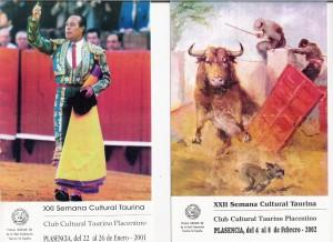 19b Semana Taurina XXI-XXII-2001-2002