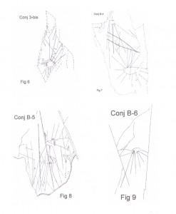 Ab La Barca Serie B Conj B-3bis, 4, 5, 6 Fig 6,7,8,9