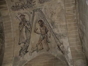Fig 14 Lázaro y San Jerónimo