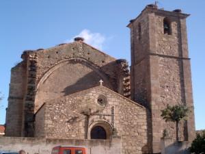 Fig 3 Iglesia de Mata de Alcántara