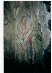 Fig 5 El bautismo de Jesús