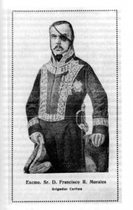 Fig. 4. Retrato de don Francisco Ramón Morales