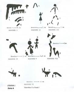 Figura 1 Talarrubia I La Panda I Zona A Conjuntos I al VII