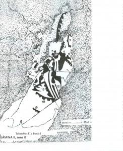 Figura 2 Talarrubia I La Panda I Zona B, conjunto IX