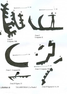 Figura 3  Talarrubia I La Panda I Zonas C y B Conjuntos VIII, a XII
