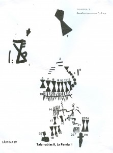 Figura 4 Talarrubia II La Panda II Conjunto II