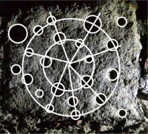 Figura n.º 7. Diseño posible tabula lusoria.