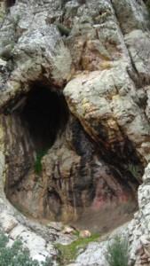 Lámina 2 La cueva del Lentiscar
