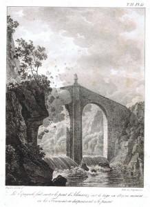 Lamina II Voladura del puente de Almaraz