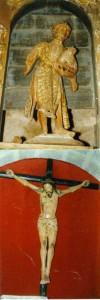 San Juan Bautista y Crucificado, Valverde de la Vera