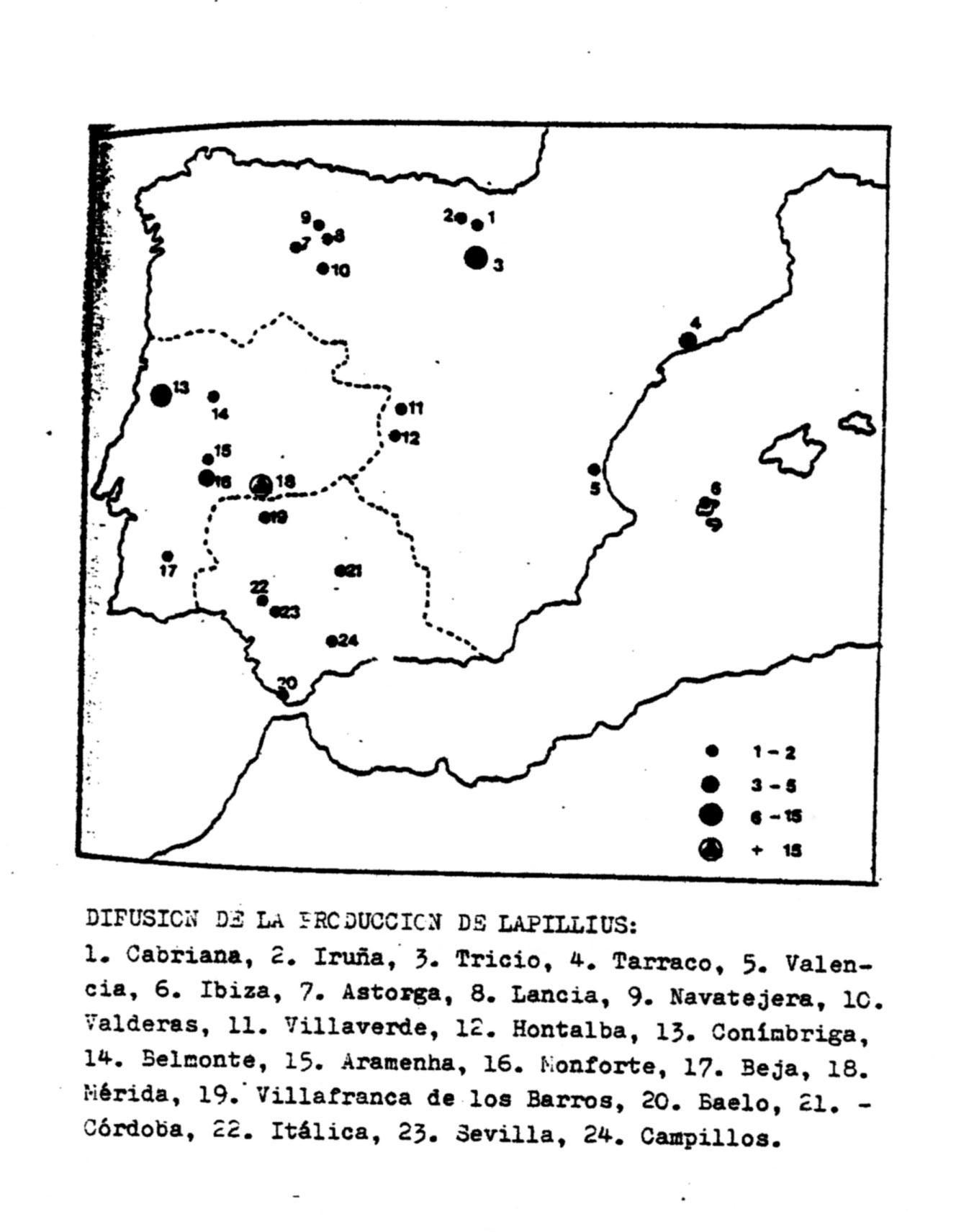 1986 Chde Trujillo # Muebles Nazaret Los Santos De Maimona