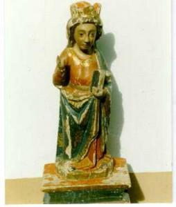 Virgen de Collado (Museo S.I.C. Plasencia)